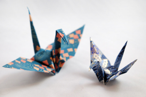 Origami Bird Folding Workshop at TPF @ Theodore Payne Foundation for Wild Flowers & Native Plants