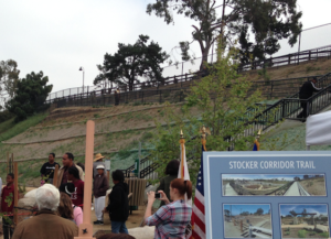 Bird walk with LA Audubon at Stocker Trail head Kenneth Hahn Park @ Stocker Corridor Trail Head