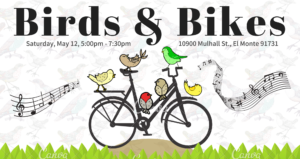 Birds and Bikes @ Jeff Seymour Family Center Park